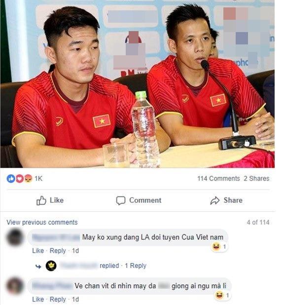 Facebooker Việt chửi CR7 qua livestream: Nạn ngôn từ rác trên MXH-1