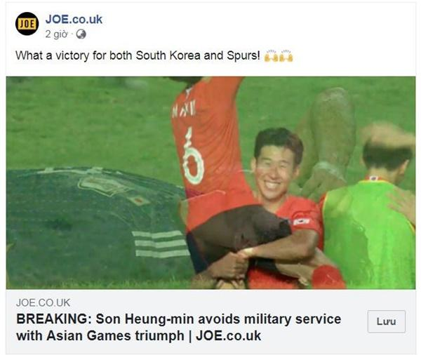 Truyền thông châu Âu nói gì sau màn trốn nghĩa vụ của Son Heung-min?-2
