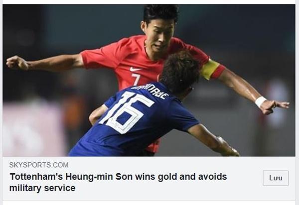 Truyền thông châu Âu nói gì sau màn trốn nghĩa vụ của Son Heung-min?-7