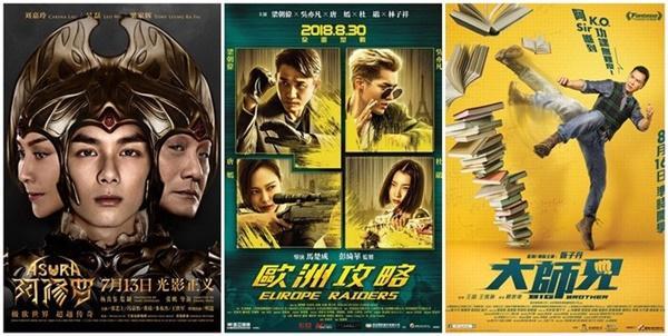 Mùa phim hè Trung Quốc: Bom tấn của Chân Tử Đan, Lương Triều Vỹ hóa bom xịt-2