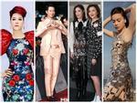 SAO MẶC XẤU: Diva Hồng Nhung cưa sừng làm nghé bất thành - Phí Phương Anh diện váy hai cạp thảm họa-9