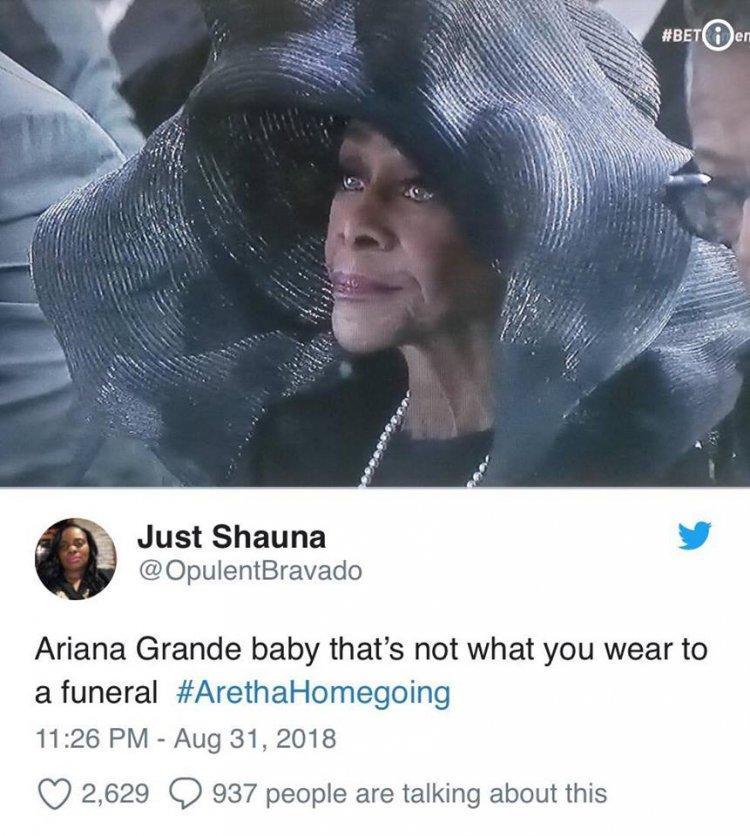 Ariana Grande, câu chuyện bị quấy rối và góc nhìn khác từ cư dân mạng: Cô ta mặc đồ quá phản cảm!-3