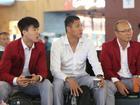 Bùi Tiến Dũng, Công Phượng cùng tuyển U23 Việt Nam mặc sơ mi bảnh bao về nước