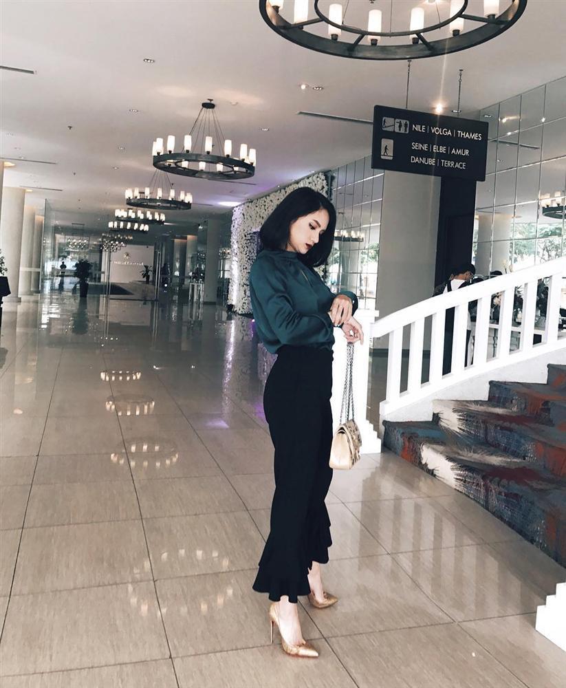 Học lỏm ngay bí kíp tạo dáng của hoa hậu Hương Giang để có được những bức ảnh ngàn like-10