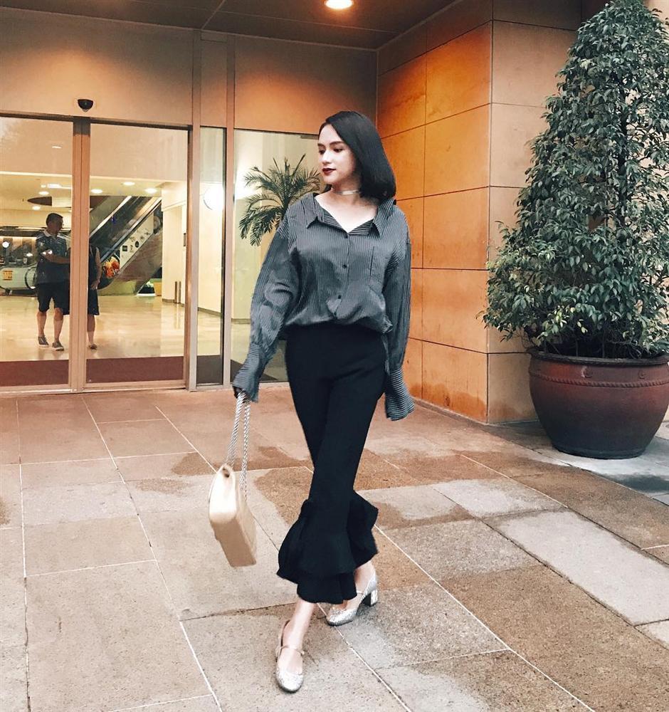 Học lỏm ngay bí kíp tạo dáng của hoa hậu Hương Giang để có được những bức ảnh ngàn like-23