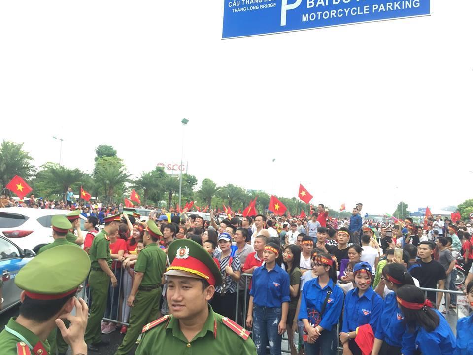 U23 Việt Nam bất ngờ đổi lịch trình di chuyển, nhiều fan mừng hụt vì không được gặp thần tượng-1