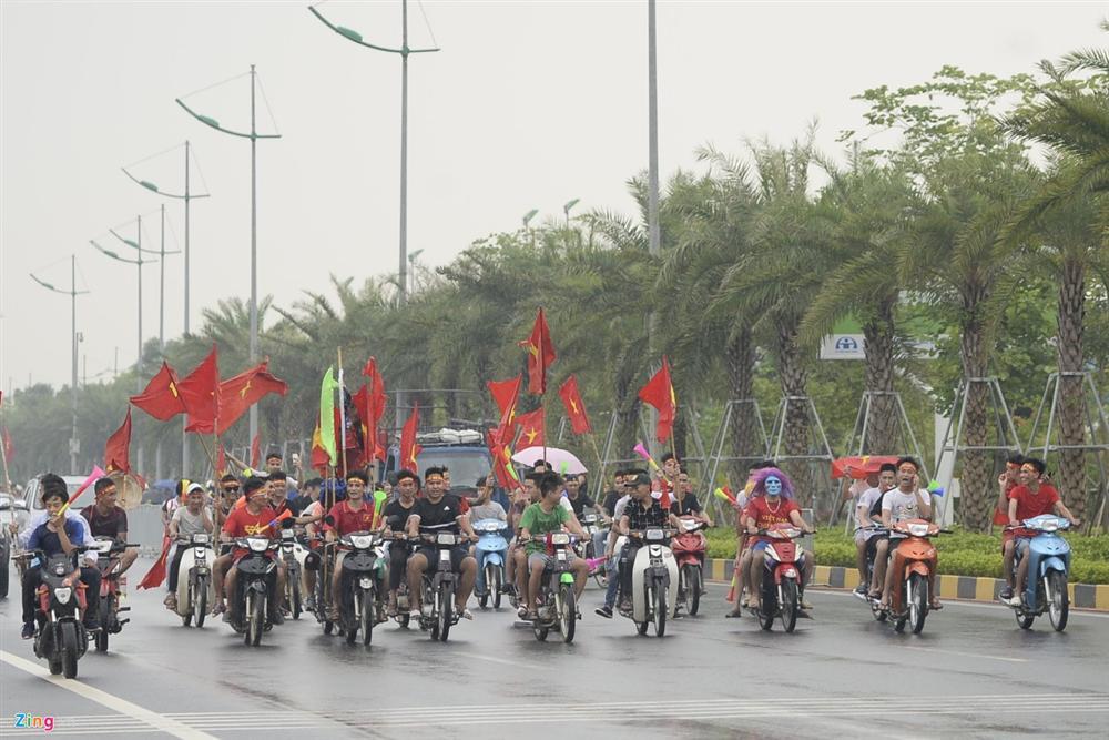 U23 Việt Nam bất ngờ đổi lịch trình di chuyển, nhiều fan mừng hụt vì không được gặp thần tượng-7