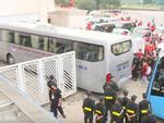 U23 Việt Nam bất ngờ đổi lịch trình di chuyển, nhiều fan mừng hụt vì không được gặp thần tượng