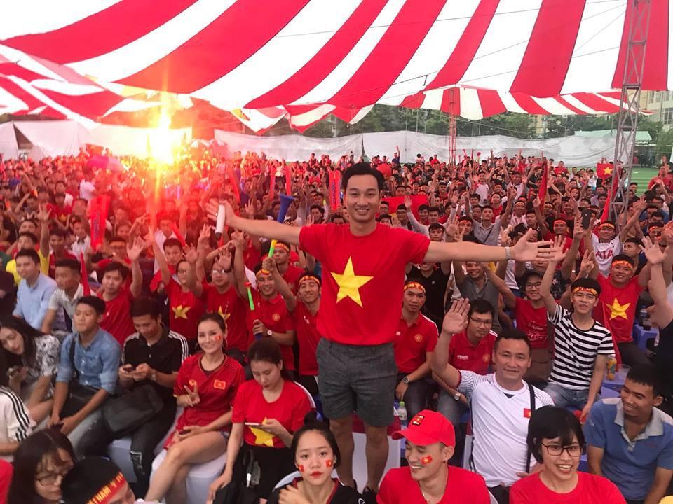 Nghệ sĩ Xuân Bắc: Đối tượng xúc phạm U23 Việt Nam, họ đã phản bội trắng trợn-3