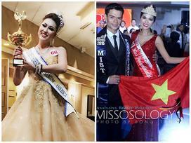 Người đẹp Việt thi chui nhan sắc quốc tế bất chấp bị phạt tiền