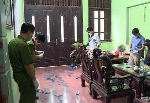 Nóng: Đã bắt được nghi phạm đột nhập vào nhà sát hại hai vợ chồng ở Hưng Yên-1
