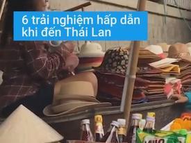 6 trải nghiệm hấp dẫn nào bạn nhất định phải thử khi đến Thái Lan?