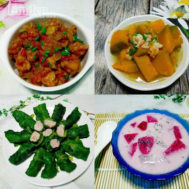 Cả tuần ngon miệng với thực đơn siêu ngon, giàu chất dinh dưỡng-5