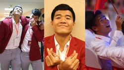 Loạt khoảnh khắc hậu trường cực lầy lội chưa từng công bố của U23 Việt Nam khi tham dự lễ mừng công ở Mỹ Đình