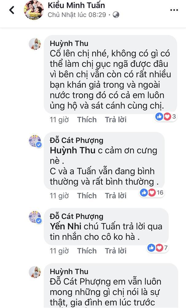 Kiều Minh Tuấn và An Nguy tung ảnh ngầm khẳng định đang ở chung nhà chứ không vô tình gặp nhau như người ta tưởng-1