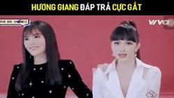 Hương Giang đáp trả cực 'gắt' với NTK Hà Duy: 'Chúng ta không thuộc về nhau'