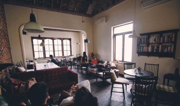 Những quán cafe có view đẹp ở Hà Nội được giới trẻ check-in nhiều nhất-5