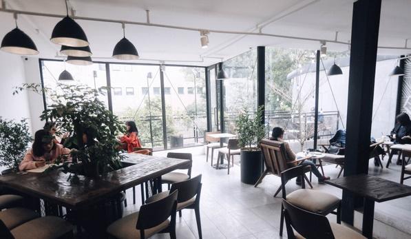 Những quán cafe có view đẹp ở Hà Nội được giới trẻ check-in nhiều nhất-8