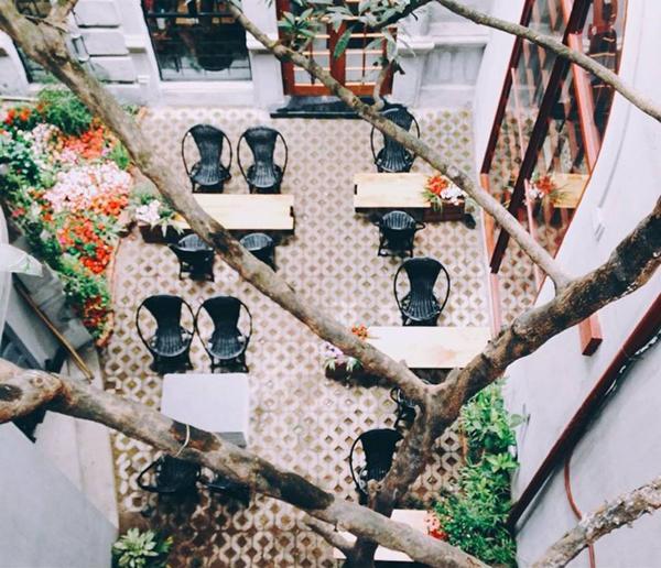 Những quán cafe có view đẹp ở Hà Nội được giới trẻ check-in nhiều nhất-9