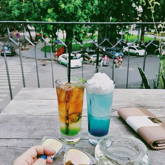 Những quán cafe có view đẹp ở Hà Nội được giới trẻ check-in nhiều nhất-11