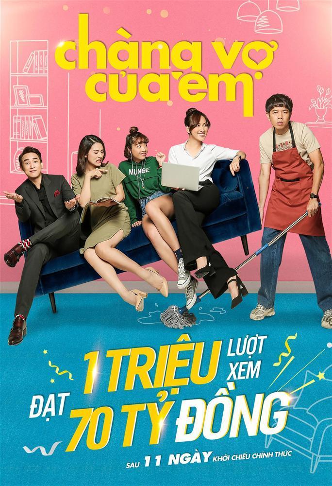 Siêu phẩm của Thái Hòa cán mốc 1 triệu lượt xem cùng doanh thu 70 tỷ đồng-1