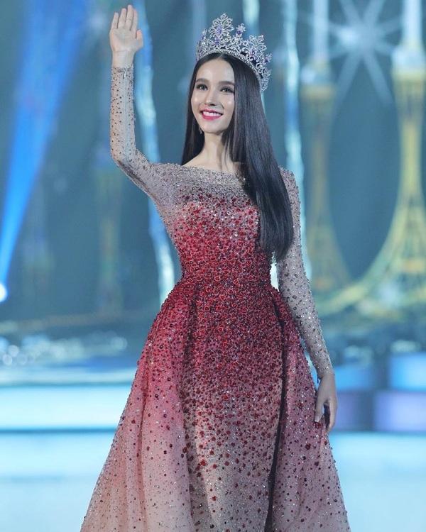 Thần tiên tỉ tỉ Yoshi Riranda chia sẻ bí kíp để trở thành Hoa hậu-1