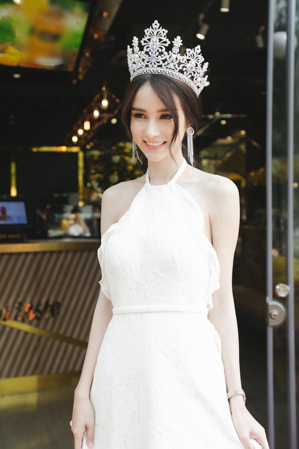 Thần tiên tỉ tỉ Yoshi Riranda chia sẻ bí kíp để trở thành Hoa hậu-7