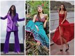 Khánh Linh The Face lăng-xê mốt suit không nội y - Salim hóa quý cô boho 'tắc kè' rực rỡ nhất street style tuần qua