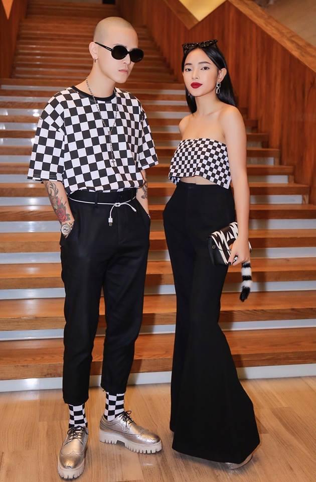 Yêu - không yêu rồi lại yêu, cặp fashionista độc dị Châu Bùi - Decao cuối cùng vẫn khóa môi đến ngộp thở-2