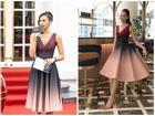 Oan gia trái chủ với Hương Giang Idol vừa dứt, NTK Hà Duy lại bị tố đạo nhái váy nước ngoài
