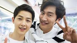 Song Joong Ki hài hước tiết lộ 3 điểm quyến rũ của 'hoàng tử Châu Á' Lee Kwang Soo