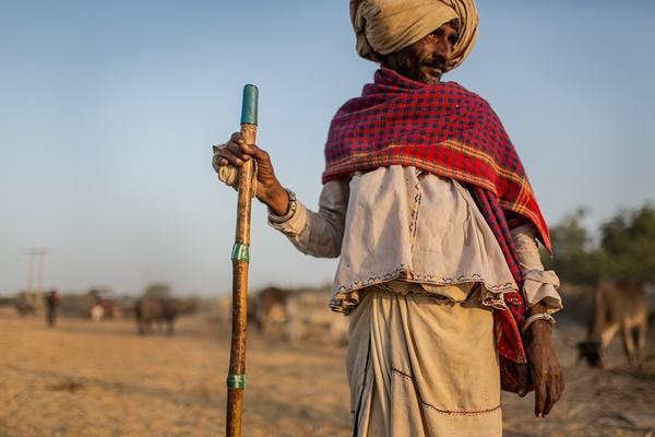 Sa mạc muối khổng lồ của Ấn Độ hút khách nhờ vẻ siêu thực-7