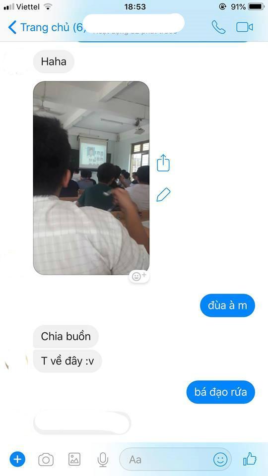 Thầy giáo điểm danh bằng ảnh thẻ, sinh viên hết đường đi học hộ-2