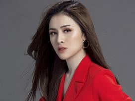 Bị liên quan tới đường dây bán dâm 25.000 USD/ lượt, Á hậu Thư Dung chính thức bị thu hồi danh hiệu