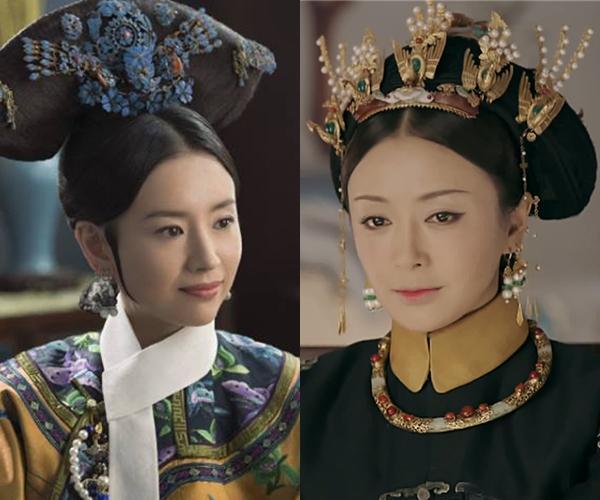 Fan so sánh diễn xuất của 2 Phú Sát hoàng hậu nhưng bất ngờ Hoắc Kiến Hoa lại bị gọi tên nhiều nhất-1