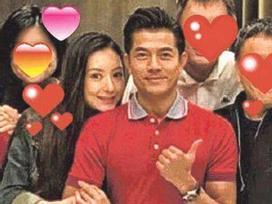Rộ tin 'thiên vương' Quách Phú Thành lên chức cha lần 2 ở tuổi 53