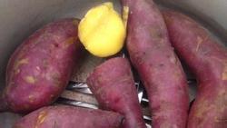 Không cần luộc, không cần nướng, thực hiện theo 4 bước đơn giản sau bạn sẽ có một nồi khoai ngon tuyệt hảo