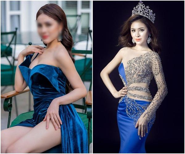 Sau khi mất danh hiệu Á quân Người mẫu, Thư Dung tiếp tục bị phế ngôi Á hậu Du lịch Sinh thái Quốc tế-1