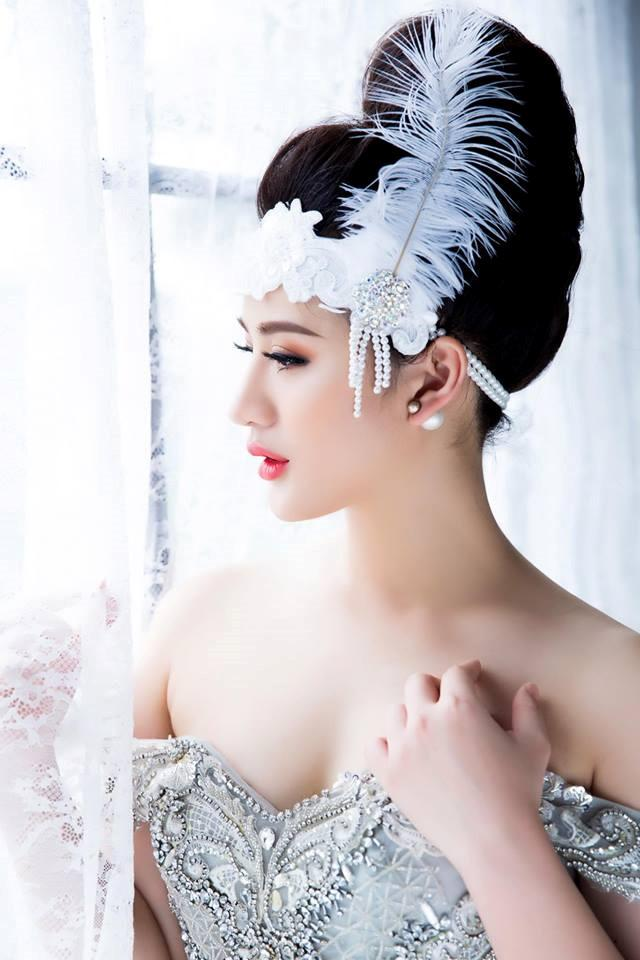 Thái Mỹ Linh - nàng hậu tuyên ngôn cực chất về nạn gạ tình showbiz khiến cô quá shock vì sợ hãi-2