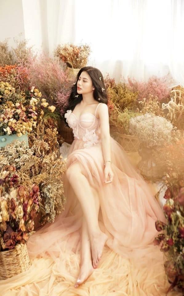 Thái Mỹ Linh - nàng hậu tuyên ngôn cực chất về nạn gạ tình showbiz khiến cô quá shock vì sợ hãi-3