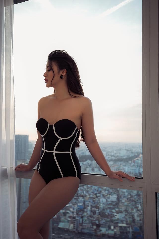 Thái Mỹ Linh - nàng hậu tuyên ngôn cực chất về nạn gạ tình showbiz khiến cô quá shock vì sợ hãi-5