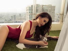 Thái Mỹ Linh - nàng hậu tuyên ngôn cực chất về nạn gạ tình showbiz khiến cô quá shock vì sợ hãi