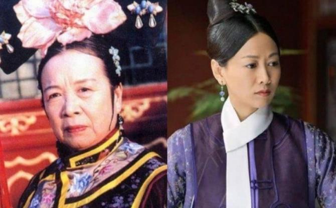 Ngỡ ngàng với hình ảnh đầu thai của Dung Ma Ma từ Hoàn Châu Cách Cách qua Như Ý Truyện-1