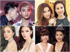 Không chung cha mẹ mà giống như 2 giọt nước, những cặp bản chính - bản sao showbiz Việt nói gì về nhau?