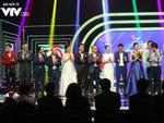 Mr. Cần Trô Xuân Nghị và Bảo Thanh đại náo VTV Awards 2018-1