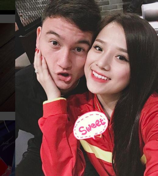 Chỉ với một bản cover, các thánh soi phát hiện ra thủ môn Đặng Văn Lâm đã chia tay bạn gái hot girl?-2