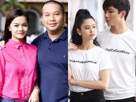 2 cuộc hôn nhân ỡm ờ nay hợp mai tan khiến showbiz Việt chỉ nhắc đến đã rối như canh hẹ