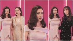 Không hổ danh Hoa hậu Hoàn vũ, Natalie Glebova vừa xuất hiện đã lấn át vẻ đẹp của Kỳ Duyên và Hương Giang