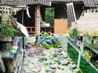 Cảnh tan hoang sau động đất 5,9 độ Richter tại Trung Quốc ảnh hưởng tới Việt Nam
