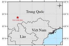 Hà Nội chịu dư chấn từ trận động đất cường độ lớn ở Trung Quốc